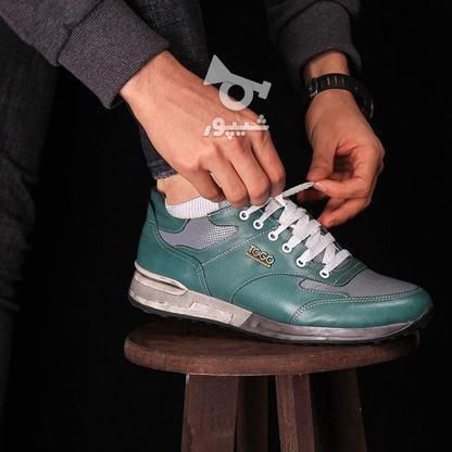 فروش سراسری کفش اسپورت با چرم طبیعی در گروه خرید و فروش خدمات و کسب و کار در تهران در شیپور-عکس1