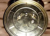 ساعت کوکی رومیزی آنتیک شماته دار در شیپور-عکس کوچک