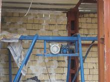 بالا بر ساختمانی تک فاز جوانرود در شیپور