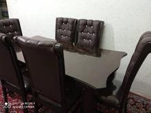 میز نهار خوری شش نفره در شیپور