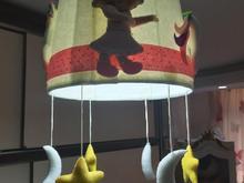 لوستر و قالیچه اتاق کودک در شیپور