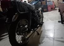 فروش یه موتور 125cc سی دی آ مدارک کامل پلاک قدیم    در شیپور-عکس کوچک