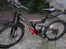 دوچرخه 26 المپیا بسیار تمیز در حد آکبند در شیپور