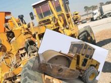اجاره دستگاه های گریدر و غلطک در شیپور