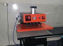 پرس حرارتی پنو ماتیک بادی تمام اتومات ابعاد 40در 60  در شیپور-عکس کوچک
