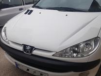 پژو 206 (تیپ2) 1398 سفید در شیپور
