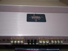 آمپ 4کانال پالس  در شیپور
