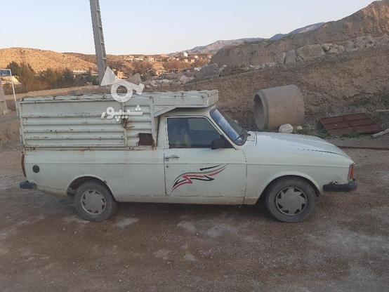 پیکان وانت دوگانه فابریک مدل 87  در گروه خرید و فروش وسایل نقلیه در گلستان در شیپور-عکس2