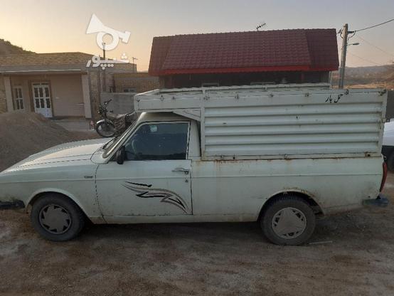 پیکان وانت دوگانه فابریک مدل 87  در گروه خرید و فروش وسایل نقلیه در گلستان در شیپور-عکس3