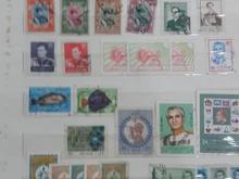 تمبرهای قدیمی در شیپور