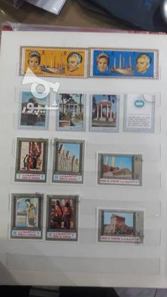 تمبرهای قدیمی در گروه خرید و فروش ورزش فرهنگ فراغت در آذربایجان غربی در شیپور-عکس3