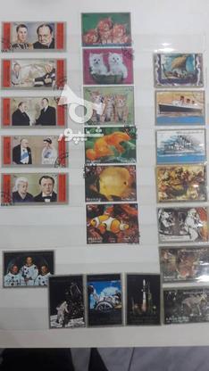 تمبرهای قدیمی در گروه خرید و فروش ورزش فرهنگ فراغت در آذربایجان غربی در شیپور-عکس2