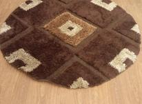 قالیچه گِرد در شیپور-عکس کوچک