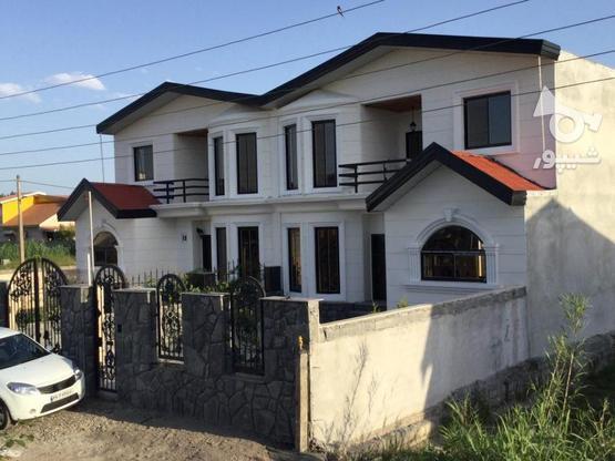 فروش ویلا 190 متر در سرخرود در گروه خرید و فروش املاک در مازندران در شیپور-عکس1