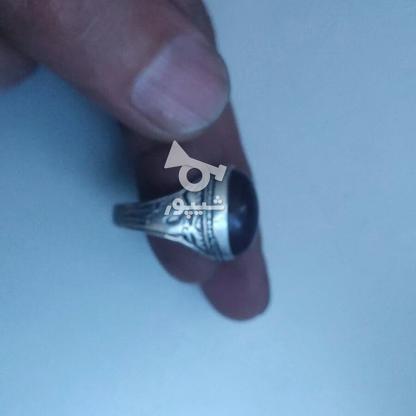 انگشتر نقره در گروه خرید و فروش لوازم شخصی در تهران در شیپور-عکس2
