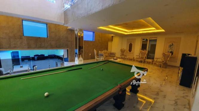 اجاره ویلا استخر سرپوشیده با 3 خواب مستر و بیلیارد در گروه خرید و فروش املاک در تهران در شیپور-عکس4