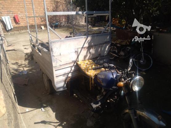موتور سه چرخ گاردونی  در گروه خرید و فروش وسایل نقلیه در گلستان در شیپور-عکس1