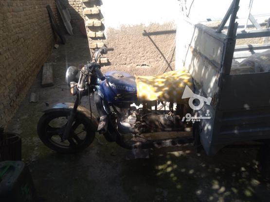 موتور سه چرخ گاردونی  در گروه خرید و فروش وسایل نقلیه در گلستان در شیپور-عکس2