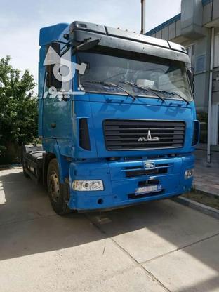 بنز کشنده ماز در گروه خرید و فروش وسایل نقلیه در قزوین در شیپور-عکس1