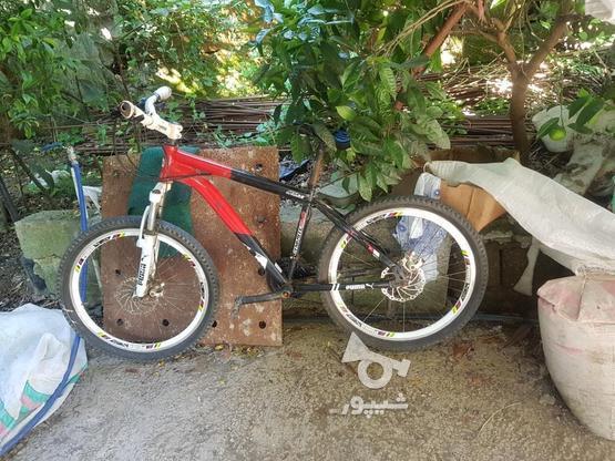دوچرخه سالم،سایز24 در گروه خرید و فروش ورزش فرهنگ فراغت در مازندران در شیپور-عکس4