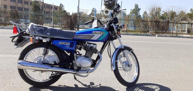 موتور هوندا مدل 99  در گروه خرید و فروش وسایل نقلیه در تهران در شیپور-عکس1