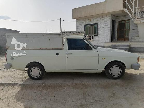 پیکان وانت دو گانه سوز CNG  در گروه خرید و فروش وسایل نقلیه در گلستان در شیپور-عکس2