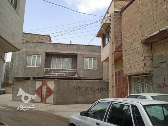 فروش خانه دوطبقه 125متردونبش ترمینال قدیم جنب مصالح عمرانی در گروه خرید و فروش املاک در کردستان در شیپور-عکس1