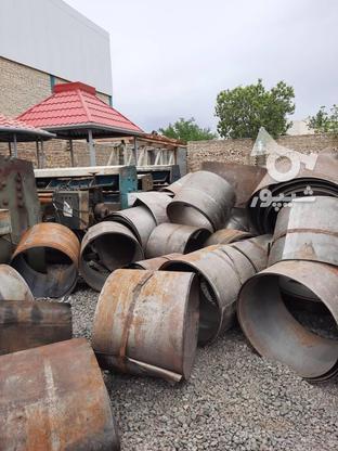 ورق روغنی و ورق سیاه و ورق اسیدشویی و رول اسپیرال  در گروه خرید و فروش خدمات و کسب و کار در اصفهان در شیپور-عکس2
