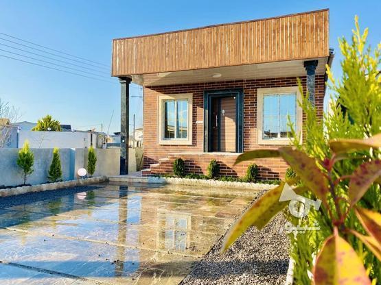 170متر زمین 75 متر بنا کمر بنده امل به چمستان در گروه خرید و فروش املاک در مازندران در شیپور-عکس1