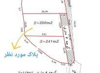 فروش زمین 300 متری بابلکنار بزچفت در شیپور-عکس کوچک