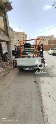 وانت پیکان86دوگانهcng در گروه خرید و فروش وسایل نقلیه در فارس در شیپور-عکس3