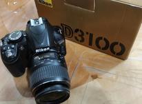 دوربین d3100 نیکون با لنز 18-55 در شیپور-عکس کوچک