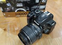 دوربین d3200 نیکون با لنز 18-55 در شیپور-عکس کوچک
