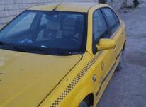 تاکسی سمند دوگانه معاوضه ای کرمان در شیپور-عکس کوچک
