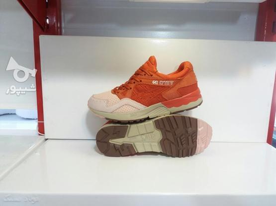 کفش کتونی پیاده روی اورجینالasics Gel در گروه خرید و فروش خدمات و کسب و کار در خراسان رضوی در شیپور-عکس2
