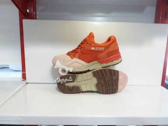 کفش کتونی پیاده روی اورجینالasics Gel در گروه خرید و فروش خدمات و کسب و کار در خراسان رضوی در شیپور-عکس1