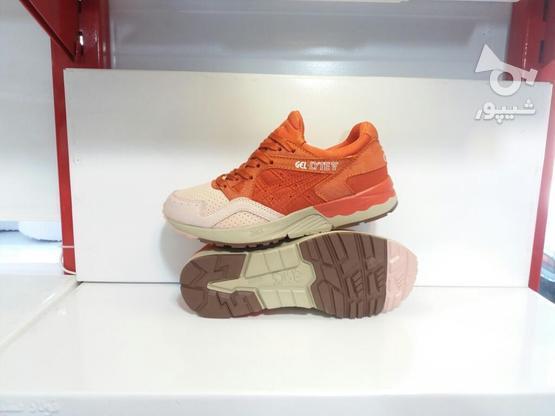 کفش کتونی پیاده روی اورجینالasics Gel در گروه خرید و فروش خدمات و کسب و کار در خراسان رضوی در شیپور-عکس4