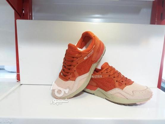 کفش کتونی پیاده روی اورجینالasics Gel در گروه خرید و فروش خدمات و کسب و کار در خراسان رضوی در شیپور-عکس7
