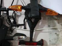 دمی موتور و چراغ خطر موتور  در شیپور-عکس کوچک