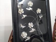 تابلو برجسته گل نقره انزلی در شیپور
