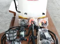 سمپاش پشتی 20 لیتری دستی-شارژی با لوازم یدکی اضافی اپکس در شیپور-عکس کوچک