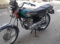 موتور سیکلت  هوندا در شیپور-عکس کوچک