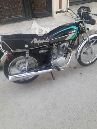 موتور سیکلت  هوندا در گروه خرید و فروش وسایل نقلیه در تهران در شیپور-عکس2