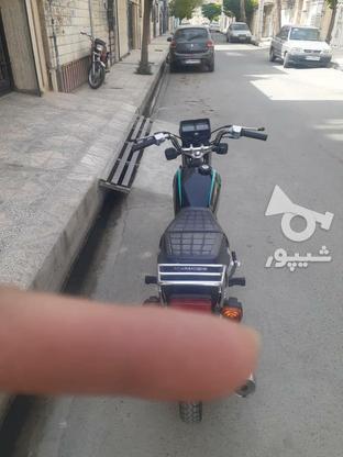 موتور سیکلت  هوندا در گروه خرید و فروش وسایل نقلیه در تهران در شیپور-عکس3