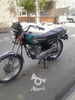 موتور سیکلت  هوندا در گروه خرید و فروش وسایل نقلیه در تهران در شیپور-عکس1