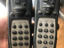 دو عدد ریموت اورجینال پخش کنوود در شیپور