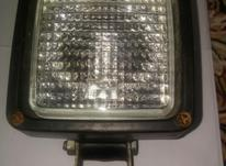 چراغ بیل مکانیکی در شیپور-عکس کوچک