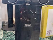 سیستم صوتی خانگی مارشال سالمه سالمه تخفیف پایه معامله  در شیپور