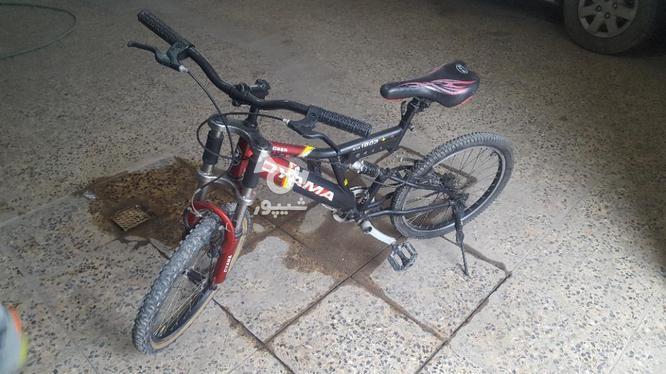 فروش دوچرخه در گروه خرید و فروش ورزش فرهنگ فراغت در گیلان در شیپور-عکس1