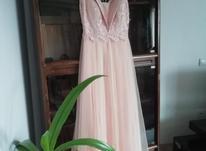 لباس مجلسی گیپور و تور در شیپور-عکس کوچک